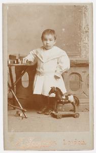 Portret van Willem Hendrik van Oordt (1895-1954)