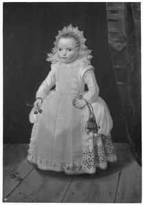 Portret van waarschijnlijk David de Wildt (1611-1671)