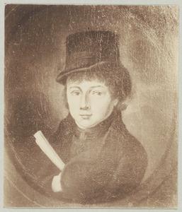 Portret van Jacobus de Jongh (1790-1843)