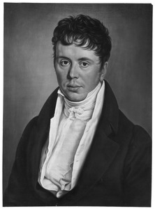 Portret van Joannes Franciscus van Rijckevorsel (1780-1839)