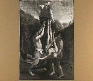 Petrus aan het kruis