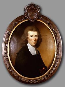 Portret van Albertus Royaards (1668-1739)
