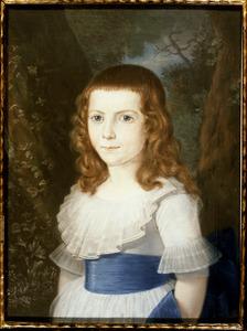 Portret van Anna van der Hoop (1792-1829)
