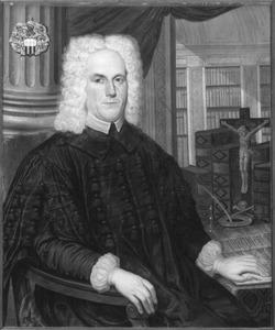 Portret van Wilhelmus Wytmans (1682-1747)