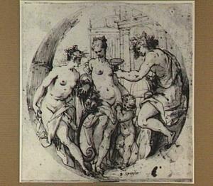 Ceres, Bacchus en Venus