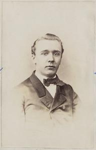 Portret van een man uit familie Wybrandi