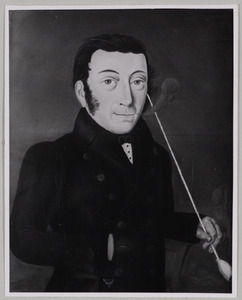 Portret van Remt Pieters Meyer (1796-1846)