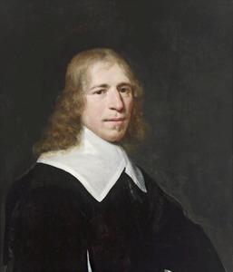 Portret van Adriaan van Bredehoff (1617-1675)