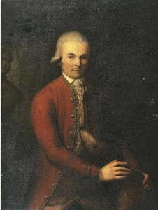 Portret van Lodewijk van Toulon (1745-1804)