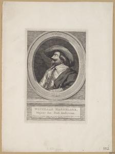 Portret van Nicolaes Hasselaer (1593-1635)