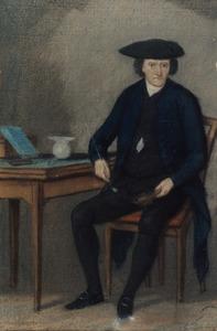 Portret van Willem Geurt Renes