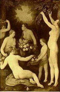 Pomona ontvangt de fruitoogst