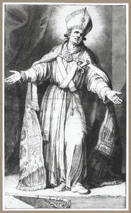 H. Frederik (?-838), een van de twaalf bisschoppen van Utrecht