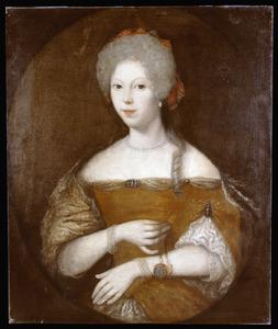 Portret van Johanna Wolfswinckel
