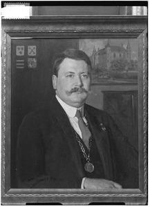 Portret van Frederik Christiaan Constantijn van Tuyll van Serooskerken (1886-1958)