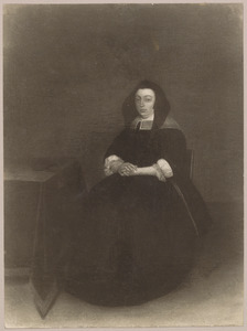 Portret van Anna Wentholt (1616-1673)