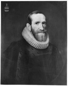 Portret van Abraham van Hoogenhouck (1580-1641)