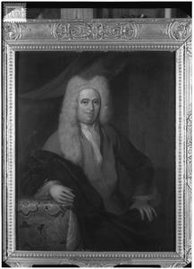 Portret van Herman van den Honert (1645-1730)