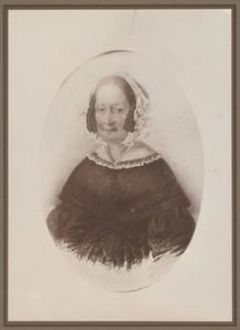 Portret van Catharina Modderman (1782-1864)