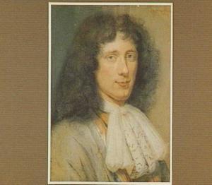 Portret van Christiaan Huygens (1629-1695)
