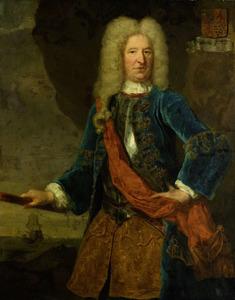 Portret van François van Aerssen van Sommelsdijk (1669-1740)