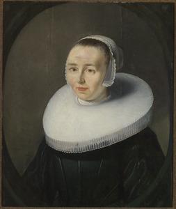 Portret van Adriana van Veen ( ?-?)