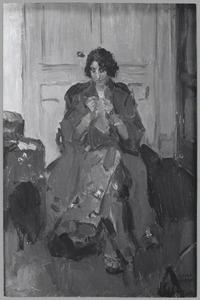 Sophie de Vries, bordurend