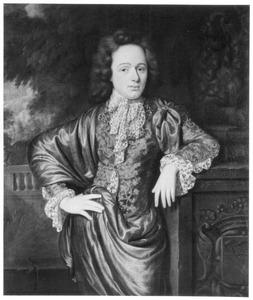 Portret van Arent van Steen (1668-1723)