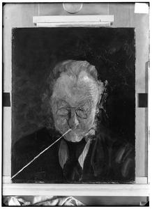 Portret van Godschalk Horatius van Borssum Waalkes (1829-1907)