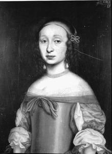 Portret van Elisabeth Ripperda