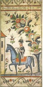 Koning Karel XIV Johan van Zweden
