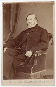 Portret van Louis Reinier Taets van Amerongen (1803-1867)