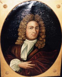 Portret van Arnoldus Dix