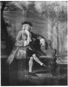 Portret van Pieter van der Nolk ( -1764)