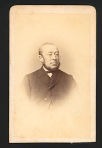 Portret van J. Gijseweenink