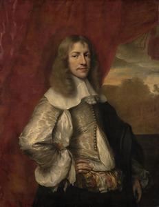 Portret van Jan Barend Schaep (1633-1666)