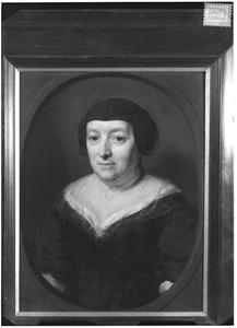 Portret van Beatrix Snels