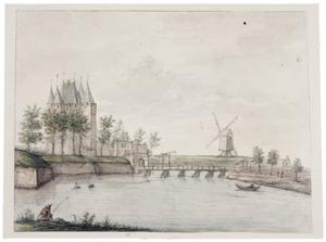 Zwolle, de Sassenpoort