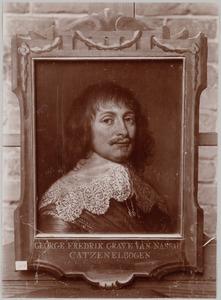 Portret van George Frederik van Nassau-Siegen (1606-1674)