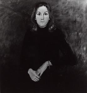 Portret van Lummil (?) Doornbos