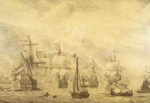 De slag in de Sont, 1658