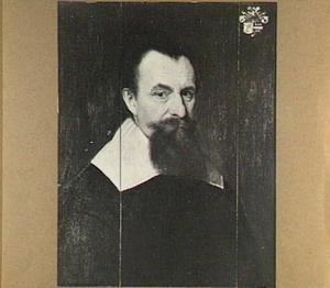 Portret van Marcus de Mamuchet (1575/76-na 1638)
