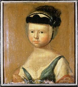 Portret van Lucia Aleida Palthe (1739-1772)