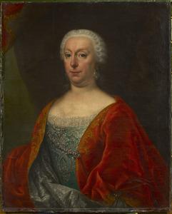 Portret van Anna Hester Antonia Heereman van Zuydtwijck