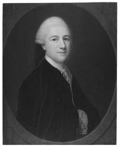 Portret van Pieter Johan Macare (1732-1781)