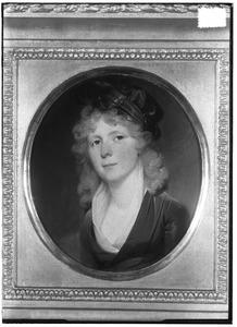 Portret van Maria Catharina de Leeuw (1773-1823)