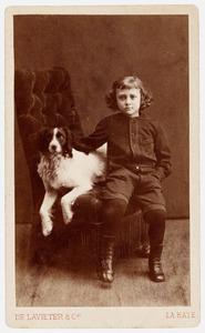 Portret van Jacob Adriaan Nicolaas Patijn (1873-1961)