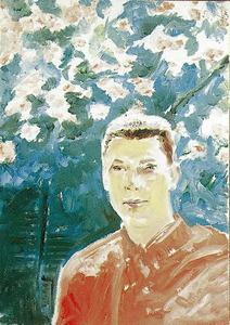 Portret van Frederik Rutgers