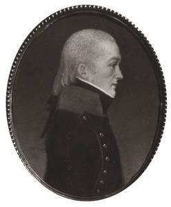 Portret van mogelijk Lodewijk Arend van Ittersum (1779-1812)