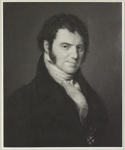Portret van Herman Jacob Dijckmeester (1771-1850)
